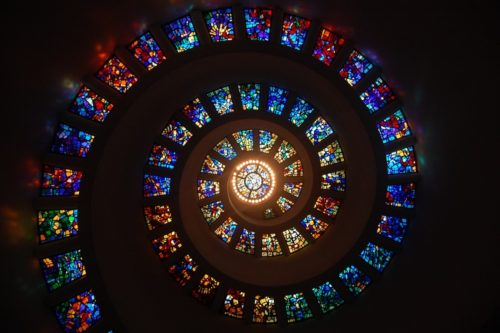 light-round-spiral-window-glass-pattern-1051843-pxhere-com